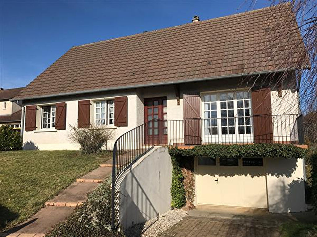 A vendre maison nevers 90 m l 39 adresse immobilier service for Garage a louer nevers