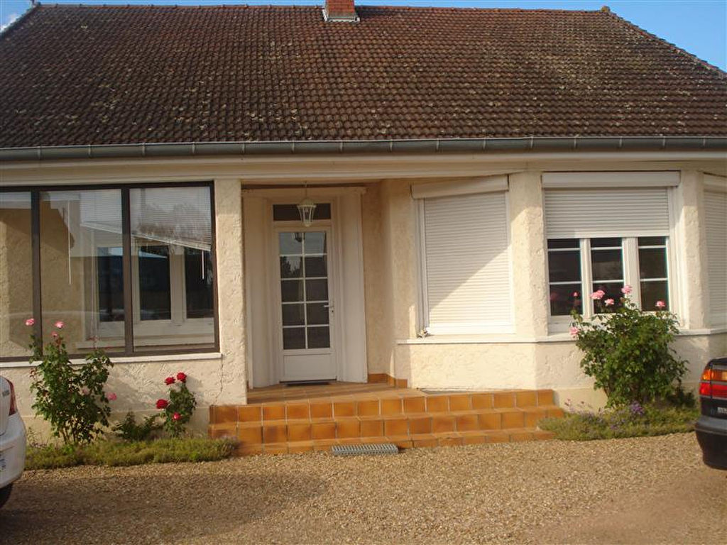 A vendre maison nevers 100 m l 39 adresse immobilier service for Maison nevers
