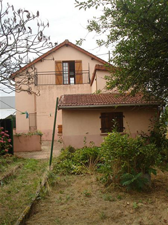 A vendre maison nevers 51 m l 39 adresse immobilier service for Garage a louer nevers